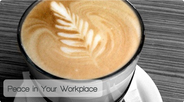 Peace in the Workplace with Beth Williamson Ruse